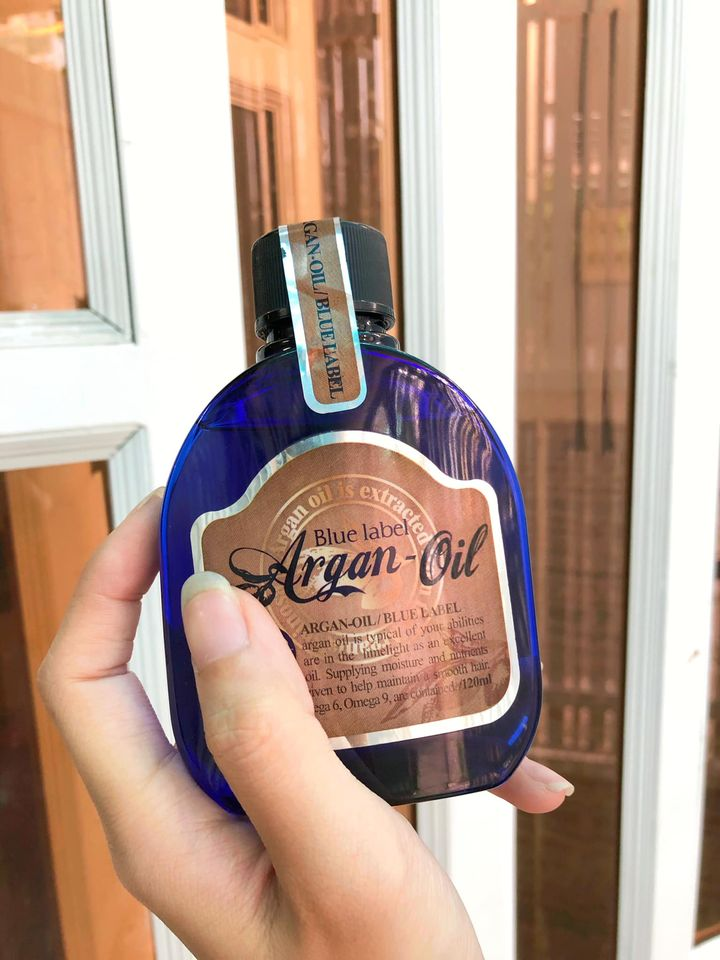 Dầu dưỡng tóc Argan Oil