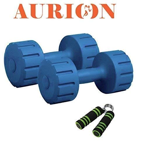 Aurion  Fitness Home Gym Exercise Hand Dumbbells