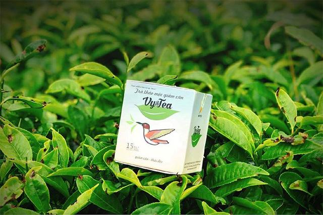 Trà vy tea lựa chọn hàng đầu cho vóc dáng của bạn