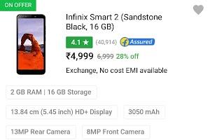 5 Best 4G mobile under 5000 in India-बेस्ट मोबाइल अंडर 5000
