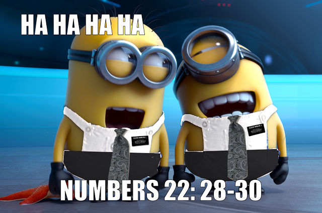 numbers 22 minions meme
