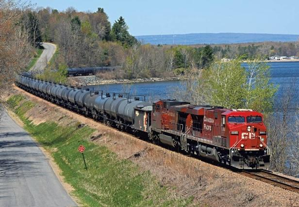 Oil Trains Along Lake Champlain Are a Concern ...