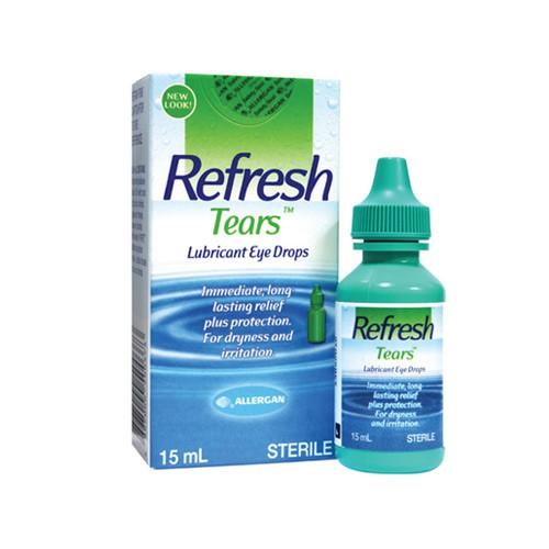 Thuốc nhỏ mắt Refresh Tears