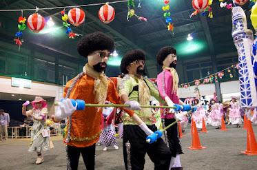 北竜町大人盆踊り