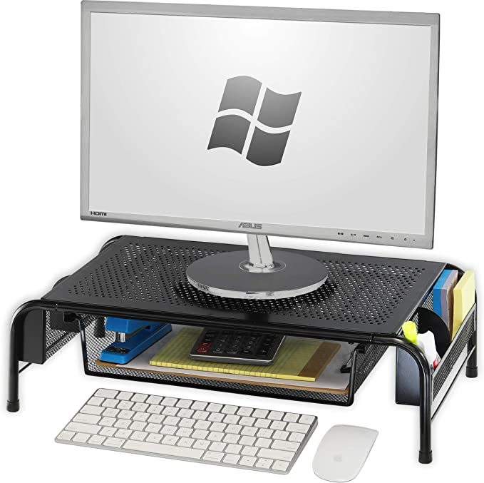 SimpleHouseware Metal Monitor Stand