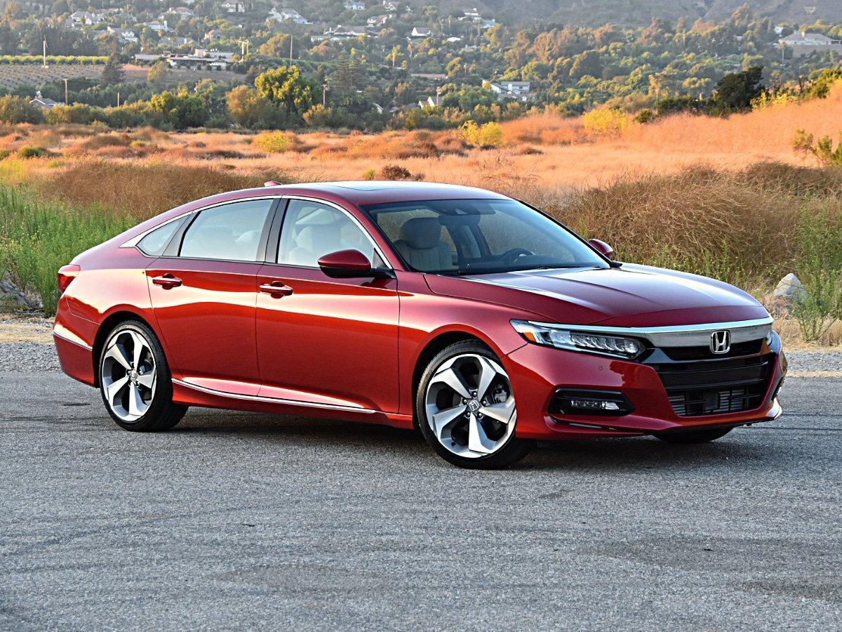 Cele mai cunoscute și fiabile 5 mașini japoneze - Honda Accord