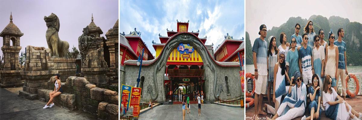 Du lịch Hòa Bình – Hạ Long, Quảng Ninh