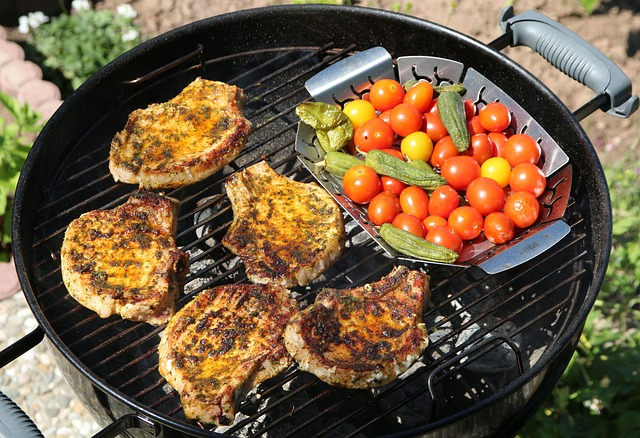 Kauffmans Special Pork Chops - A Recipe to Kick Off the Grilling Season