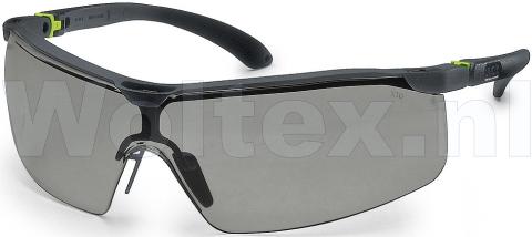 Uvex veiligheidsbril. i-fit grijs