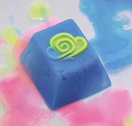 Amidst The Clouds - Neon Valentine - Blue Cloud Cap