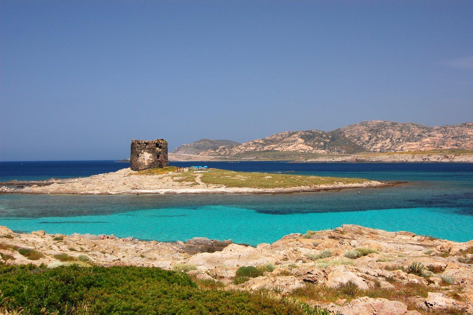 Spiaggia della Pelosa, Sardinia