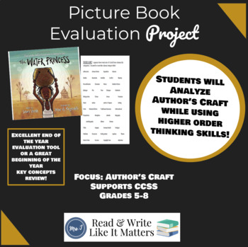 Picture Book Evaluation Project