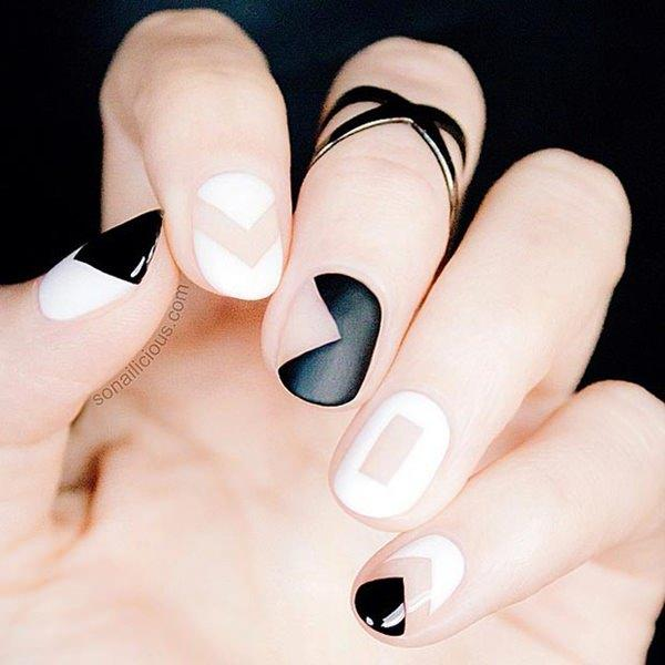 cute nail designs creem (81)
