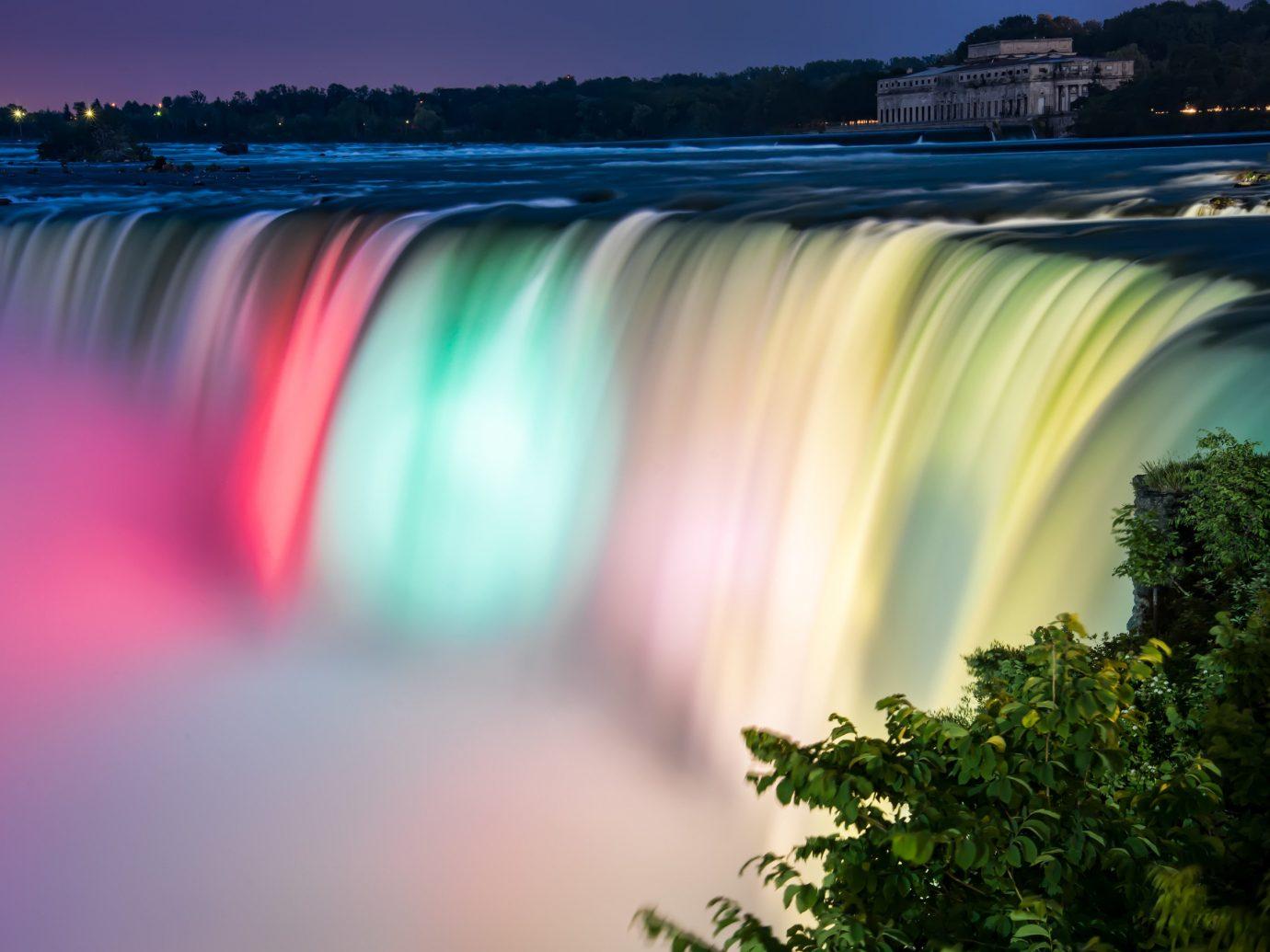 Niagara Falls, New York and Ontario