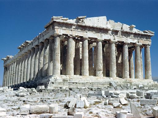 The Parthenon, Acropolis, Athens