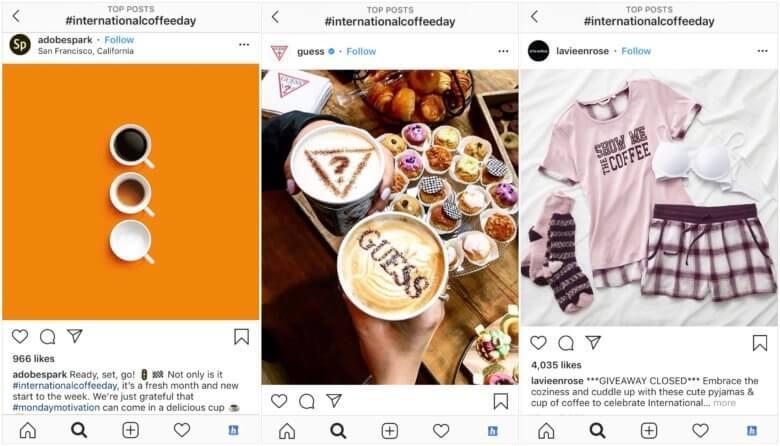 Content Instagram ideas