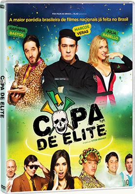 Copa de Elite Dublado Torrent - DVDRip Nacional (2014)
