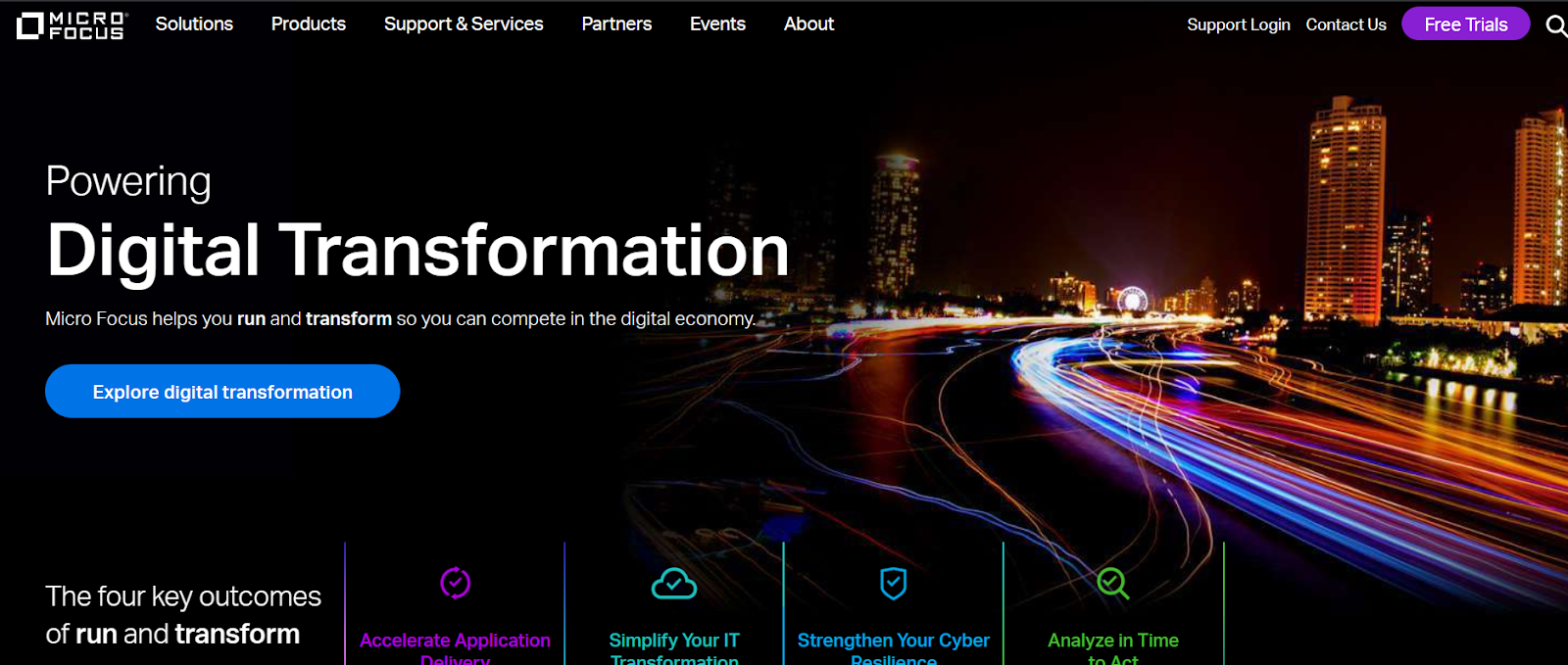 Micro Focus is one of the best niche players in Application Performance Monitoring Tools in the market