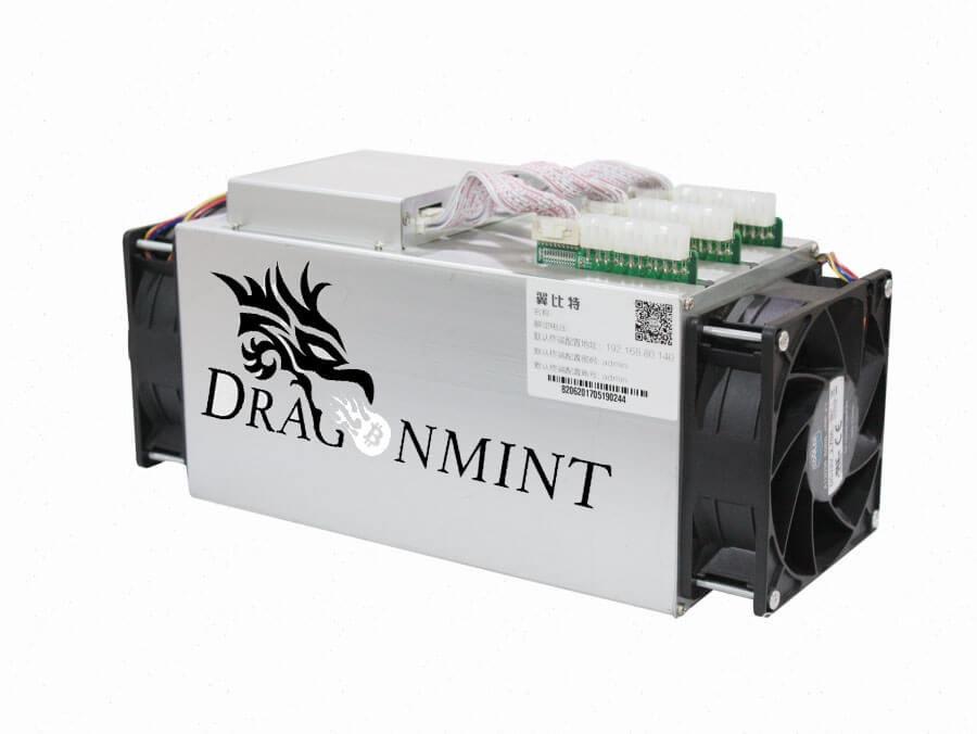 Halong Mining DragonMint T1