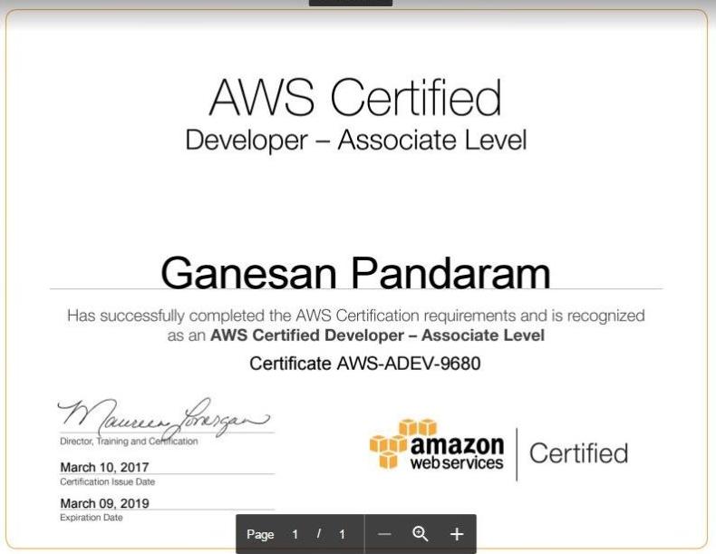 Aws Certified Developer Associate Level - The Best Developer Images