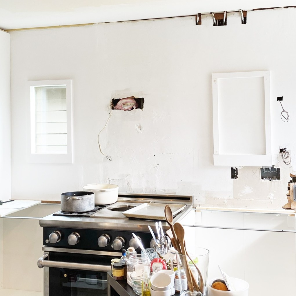 alison kent the home kitchen renovation reno step by step