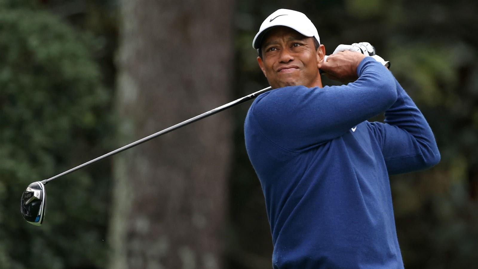 Tiger Woods cho biết cách giải tỏa và điều khiển căng thẳng là chìa khóa