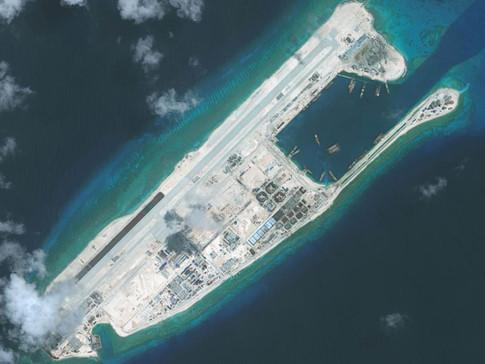 Mỹ sẽ không để Trung Quốc tiếp tục xây đảo nhân tạo ở Biển Đông - ảnh 1