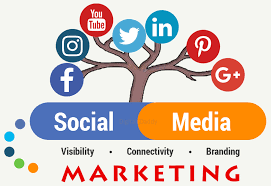 social media marketing for online organic grocery store