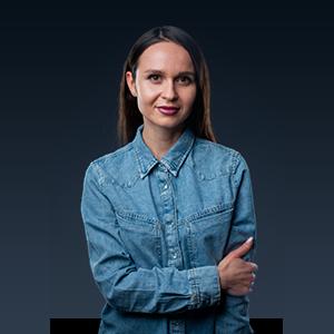 Alina Kryvoborodia