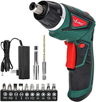 LANNERET Electric Screwdriver Hand Drill