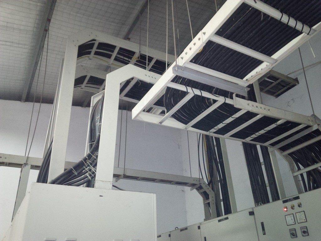 Địa chỉ tin cậy lắp đặt hệ thống thang máng cáp tại Hà Nội