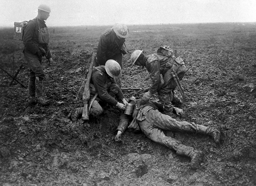 Image result for ww1 dead soldiers