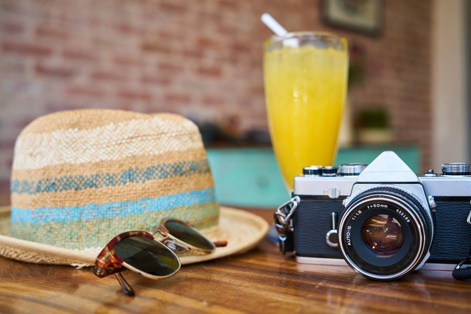 camera-beach-trip-sunny-day