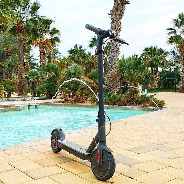 Why you Should Commute to Work on an Electric Scooter 1