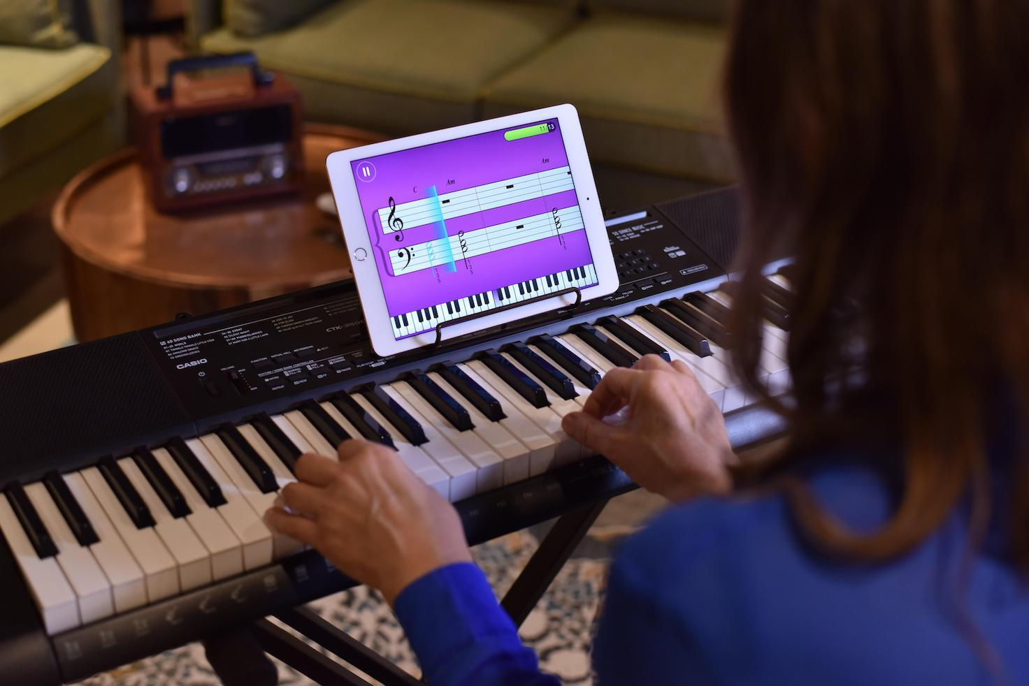 Learn to Play Piano Today Without Leaving Home with this Application