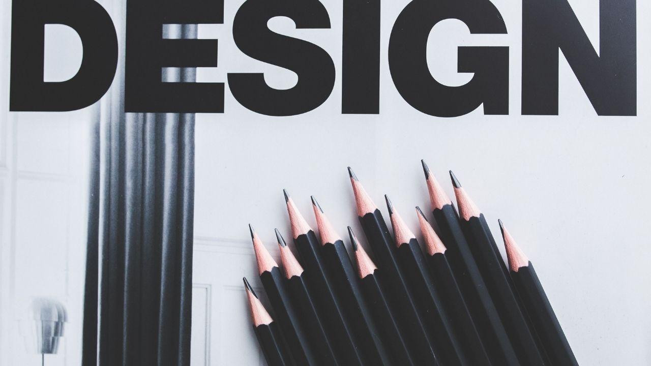 Le design dans le brand book