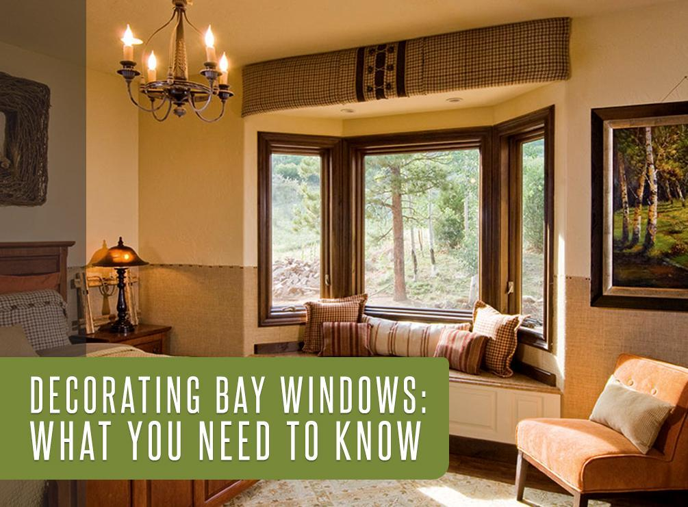 Decorating Bay Windows