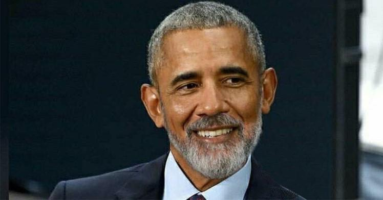 Bearded Obama sends social media into a frenzy | kgw.com