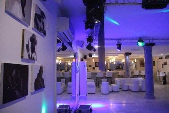 King discothèque  - hôtel Ahoefa King Salomon Garden