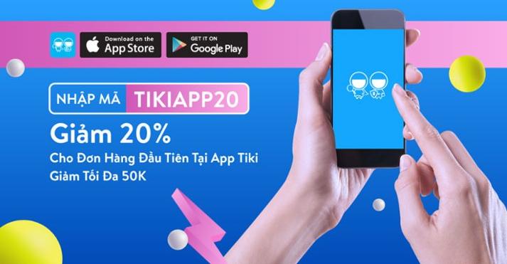Mã giảm giá tiki app là gì, bạn đã biết chưa?