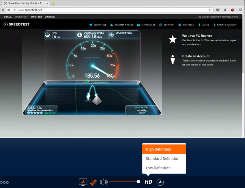 Browse Internet At A Lightening Speed Of 500 Mbps Speed For FREE