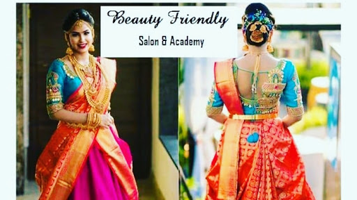 Beauty Friendly Salon Bridal Makeup In Trichy Bridal Makeup Artist In Trichy Beauty Parlour In Trichy Best Bridal Makeup In Trichy Best Beautician Course In Trichy Ladies Beauty Parlour In Trichy