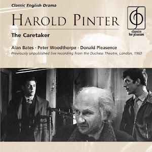 a plot analysis of harold pinters the caretaker A sharp look into the nature of romantic relationships, harold pinter's betrayal starts in 1977 when long time lovers jerry and emma meet after her marriage to her husband robert dissolves, and then backtracks all the way to 1968 when their affair first began.