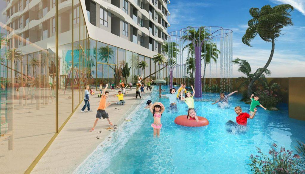 Dự án chung cư D Aqua tuyệt vời