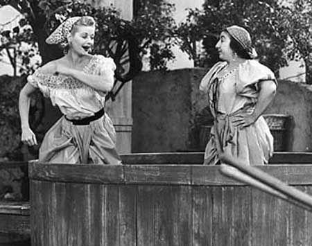 Grape stomping! | I love lucy episodes, I love lucy, Love lucy