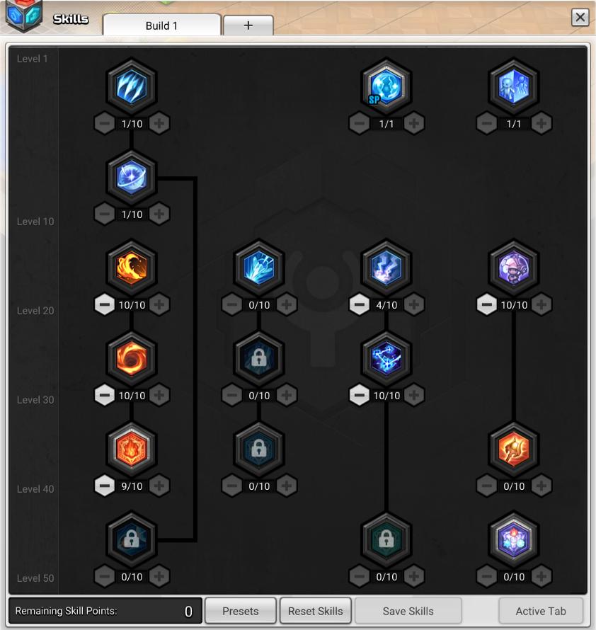 Maplestory 2 Wizard Build Guide - FIRE, FIRE, FIRE 6