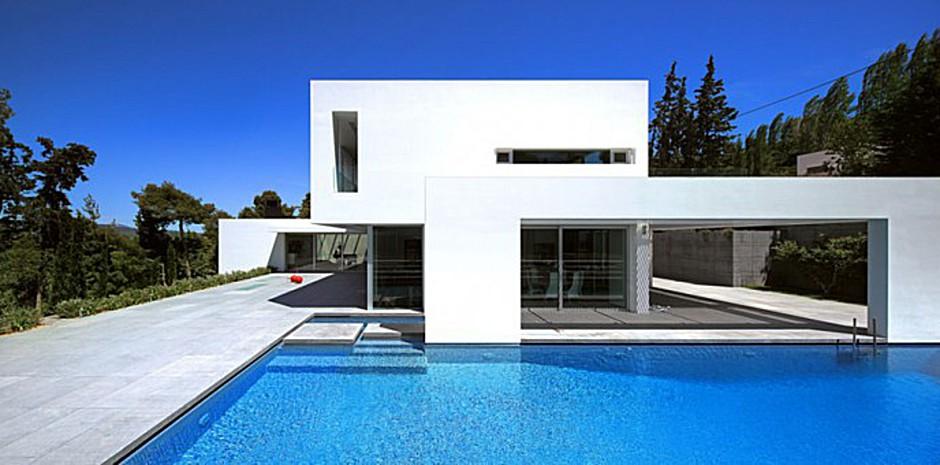 Casas prefabricadas y modulares tipos y materiales inarquia - Casas de acero prefabricadas ...