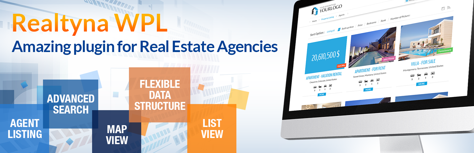 WordPress Property Listing WPL Real Estate
