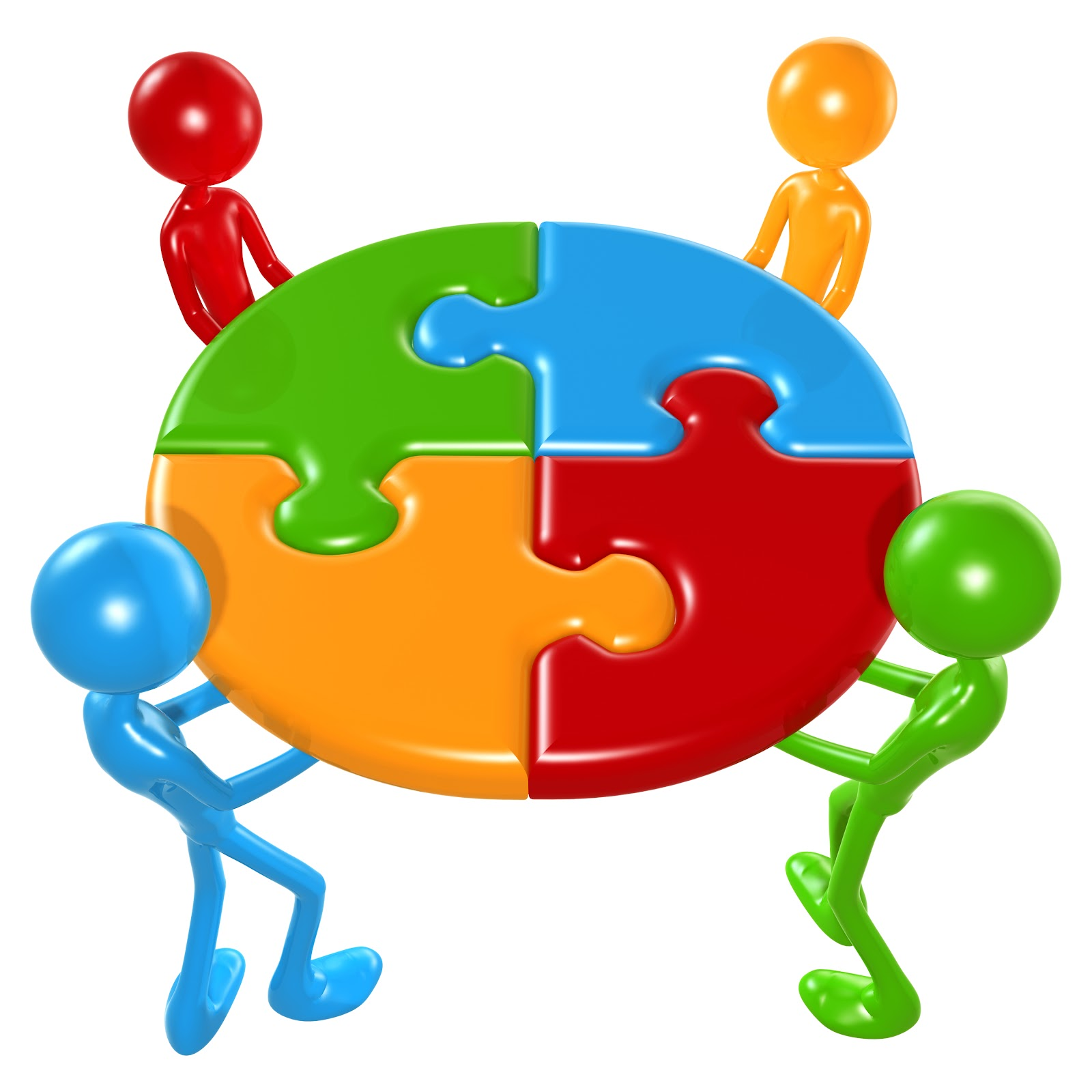 File:Working Together Teamwork Puzzle Concept.jpg - Wikimedia Commons
