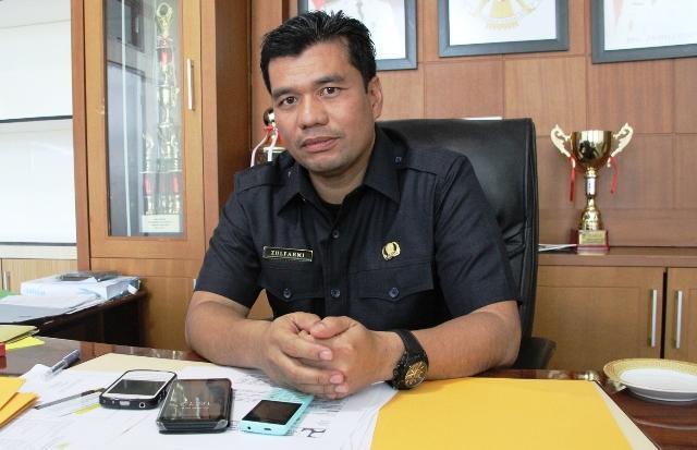 Hasil gambar untuk foto , Zulfahmi, SE Kepala Dinas Perumahan Rakyat dan Kawasan Permukiman rohil